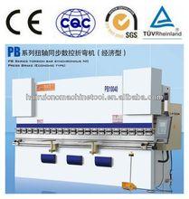 hydraulic machinery metal plate bendering machine 800KN 3200mm,sheet metal folding