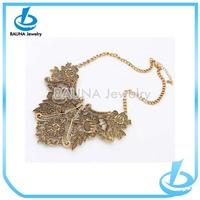 Wholesale fashion retro mens copper necklace chain