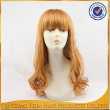 Emaranhado livre nenhum derramamento de alta qualidade moda dye para perucas de cabelo sintético