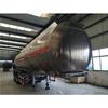 Panda Fuel Tank Trailer,Aluminum Alloy Feul Tank Semi Trailer,3 axle oil tank trailer