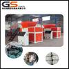 Chinese manufacture plastic film, cardboard, scrap metal, used tire, animal bone, wood shredder pto