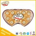 De alta calidad compuesto de chocolate/caramelo/los nombres de chocolate para el regalo