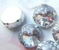 Venta al por mayor de la garra forma de perlas cristal para ropa
