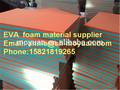 Espuma de eva produtos/etileno acetato de vinila/eva folha de espuma