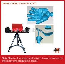china 3d preço scanner para sapato passado