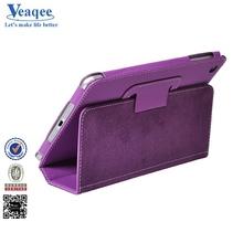"Veaqee 2014 cartoon 7.9"" leather case for ipad mini"