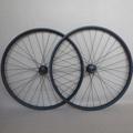 3 K matte rodas de carbono MTB 29er 20 mm profunda 32 h clincher Tubeless QR15 e QR