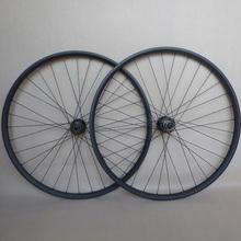 3 K mat roues vtt de carbone 29er 20 mm profond 32 h pneu Tubeless QR15 et QR