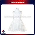 2014 hot vente custome perle brodé pour enfants robes de soirée