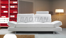 Hot-selling Living Room Design Italy Leather Sofa