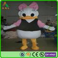 2014 new sale kids donald duck costume adult costume