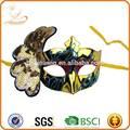 ingrosso fabbrica a buon mercato in pvc di carnevale halloween paillettes Golden maschere mascherata maschera alla rinfusa