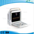Lte6 plein numérique Portable Doppler couleur 3D 4D machine à ultrasons