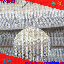classic varieties of striped circle knitting coarse knit fabric