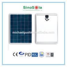 200 Watt Polycrystalline Solar Panel TUV/IEC/CE/ISO Certificates