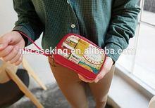 Cheap new coming neoprene mini cosmetic bags