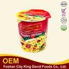 Paper Cup Korean Indomie Halal Instant Ramen Noodle