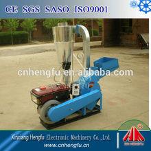 Mini Diesel engine hammer mill supplier