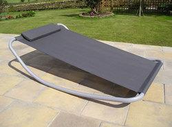 Outdoor beach beds beach sun bed outdoor furniture double sun lounger bed