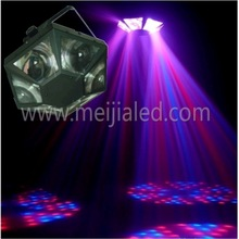 DJ decoration 144pcs fairy scattering rgbw color stage effect light