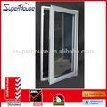 aleación de aluminio de la ventana con diseño de la parrilla caliente de la venta o el vidrio inteligente diseño