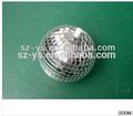 Qualquer cor 6,8, 12 polegada de plástico bolas de natal
