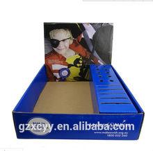 Custom Paper Cardboard Display Stand /Shelf / Show Box