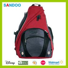 China product sport messenger cross body waterproof sling bag funky polyester men sling bag