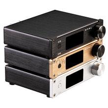 SMSL Q5 Mini Tube Integrated car amplifier