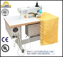 RF-60 ultrasonic lace sewing machine