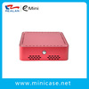 Thin client, wholesale mini pc case E-Q6 with OEM from Shenzhen