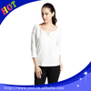 2014 Cvc Women Long T Shirts Ladies New Design Fashion Long T Shirt