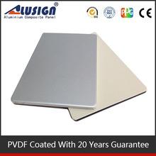 Alusign colorful aluminium bond