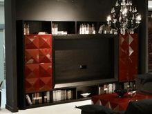 LS-522 wall TV cabinte unit