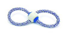 wholesale high quality double circle dog rope boy