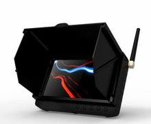 Newest 5inch wireless sun visor fpv monitor
