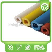 Customized useful silicone rubber foam pipe insulation