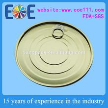canned snacks aluminium ring pull tab//603#153.4mm St. Paul
