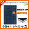 27V- 54cells 225W Photovoltaic Solar Module