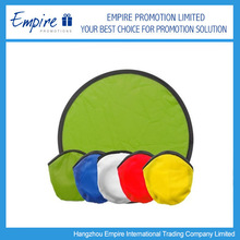 Good quality new design low price pull line frisbee toy