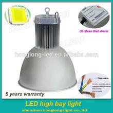 Long life time, energy-saving, high color tempreture, AC85-277V led high bay