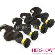 100% human remy hair wholesale cheap hair extension packaging