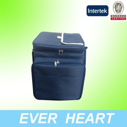 2 person wine set cooler bag Insulated collapible Cooler Picnic Bag