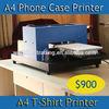 Directly Printing Machine--Mobile Phone Shell Printer Printing Machine-T-Shirt Solution-Multifunction Mobile Phone Case Printe