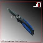 New Stainless Steel Blade Aluminum Handle Folding Pocket Knife