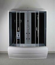 1700*850*2200MM 5mm Tempered Glass Shower Room