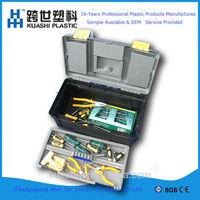 pp waterproof heavy duty plastic tool case