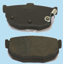 Hi-Q car part rear brake pad D464 for HYUNDAI,KIA Spectra,NISSAN