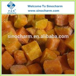New Crop Frozen Fresh Pumpkin