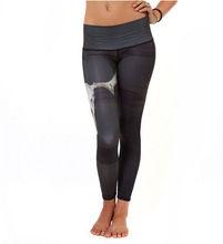 China manufacturer OEM wholesale custom made yoga pants
